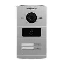 Hikvision DS-KV8202-IM Metal Villa outdoor station - 2 button