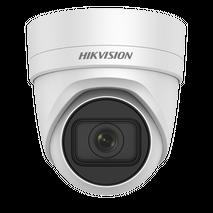Hikvision DS-2CD2H85FWD-IZS 8MP (4K) motorized varifocal IP Turret camera with POE
