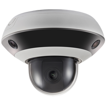 Hikvision DS-2PT3326IZ-DE3 mini PanoVu 350 degree + PTZ camera