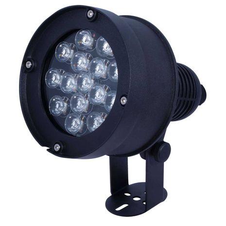 180 metre range IR LED flood lamp