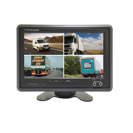 SmartWitness SV7LCD-2 7'' Vehicle Monitor
