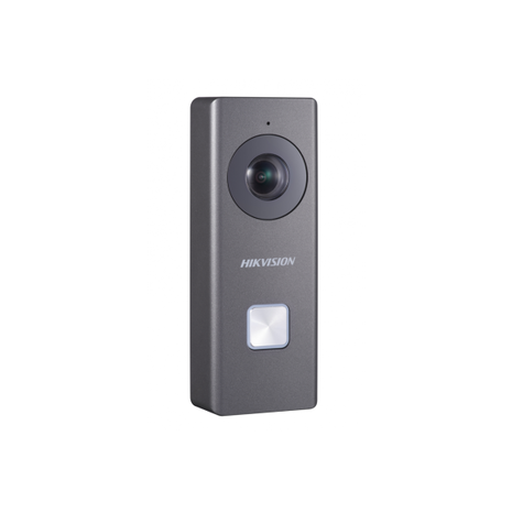 Hikvision DS-KB6403-WIP wireless doorbell with inbuilt wide angle camera (12v)