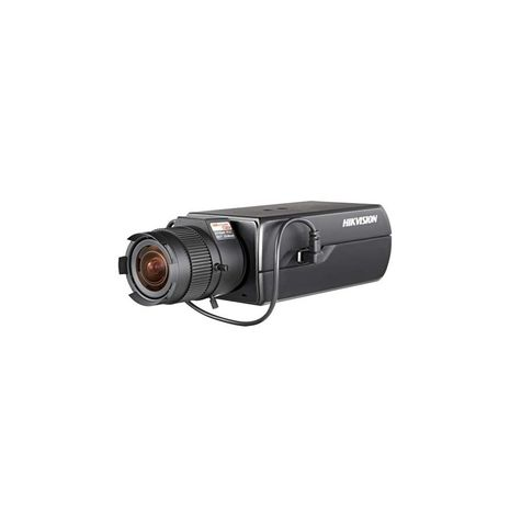 Hikvision DS-2CD6026FHWD-A 2MP Darkfighter Box camera with SD card slot