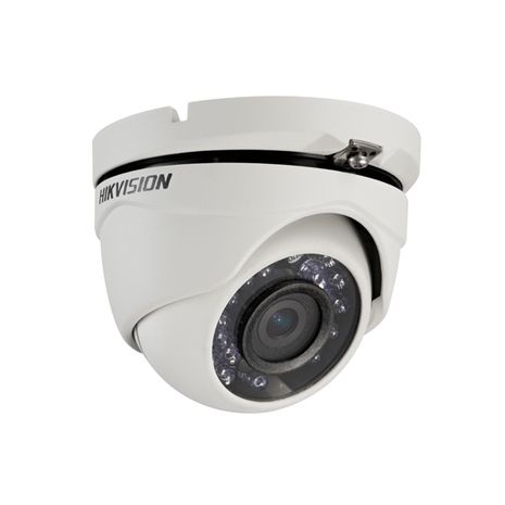 Hikvision DS-2CE56D0T-IRM HDTVI 1080p dome - 20M IR (6mm @ 54° only)