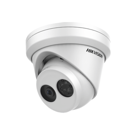 Hikvision DS-2CD2385FWD-I 8MP (4K) fixed lens 30 metre IR turret Network Camera