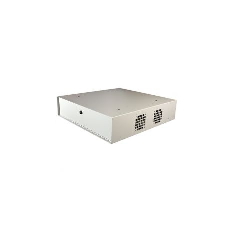 HAY-LDVR-F Lockable DVR Enclosure with 12V Fans
