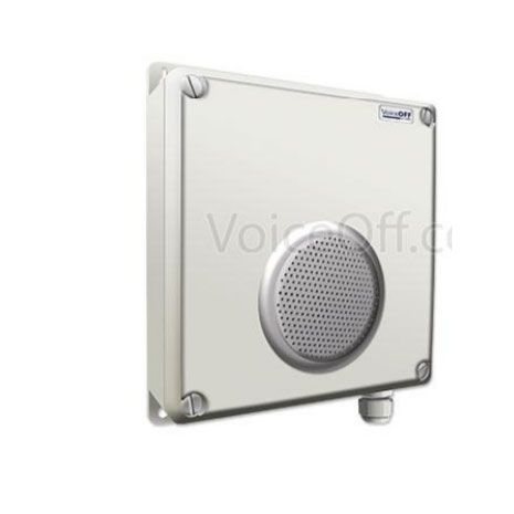 Voice Off Loudspeaker with amplifier