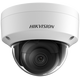 Hikvision DS-2CD2163G0-IS 6MP IP Vandal Dome Camera with Fixed 2.8mm Lens and Audio/Alarm Panel